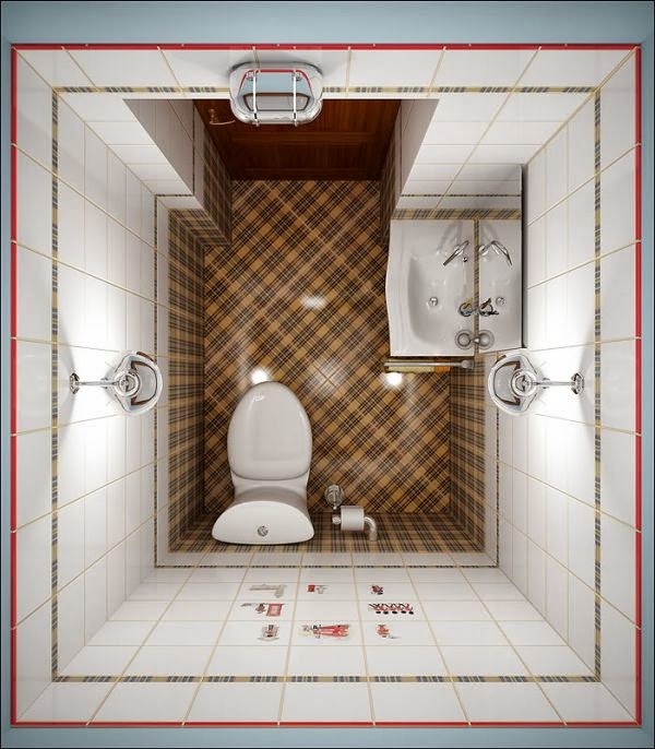 Very small bathroom decor ideas bathroom decor for Tiny toilet design