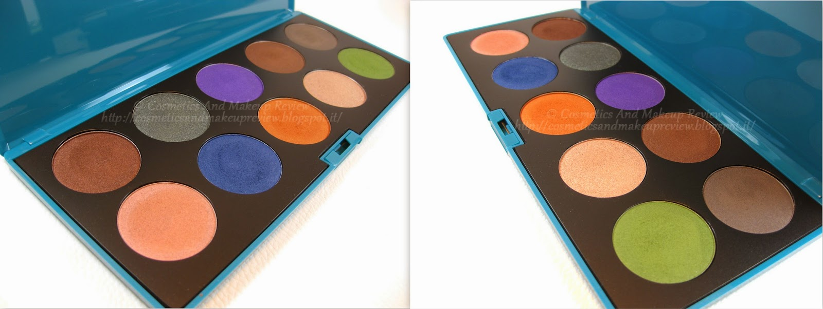 Neve Cosmetics - Makeup Delight Palette - descrizione