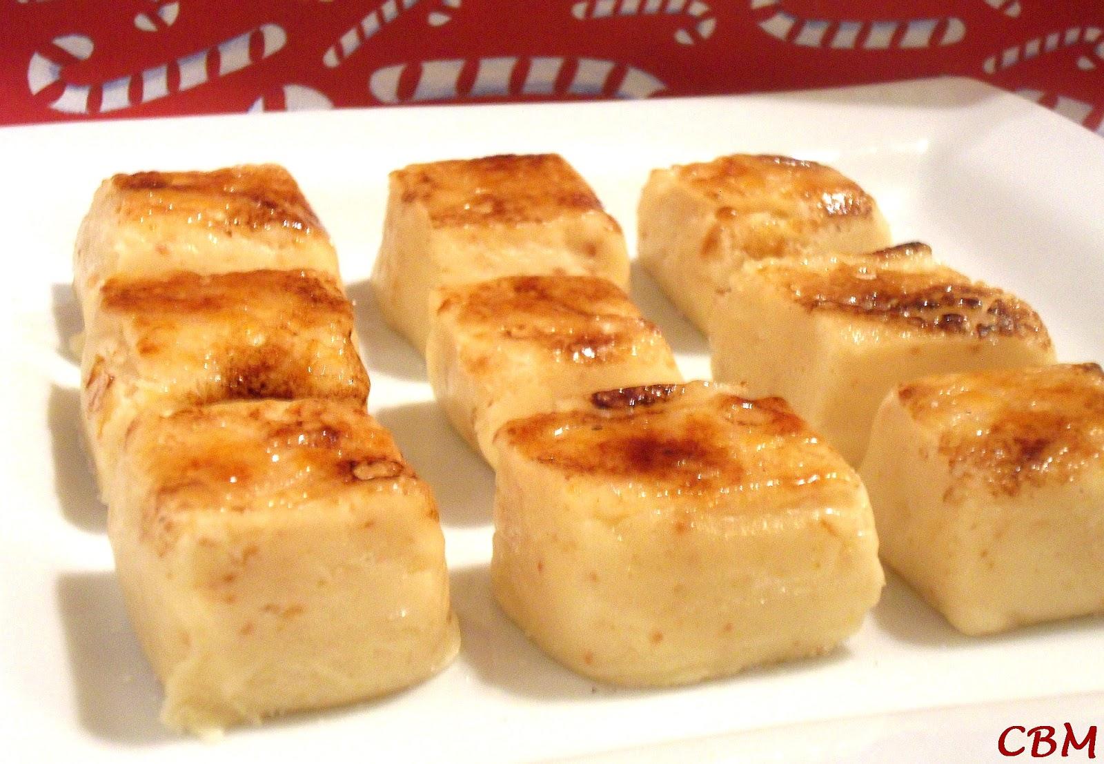 Dans La Cuisine De Blancmanger Crème Brûlée Fudge - Cuisine testee