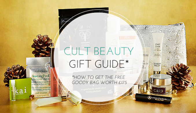 Cult Beauty Gift Guide