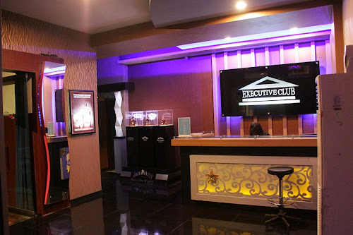 Lobby Executive Club Semarang