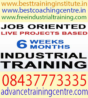 Six Months Industrial Training in Zirakpur