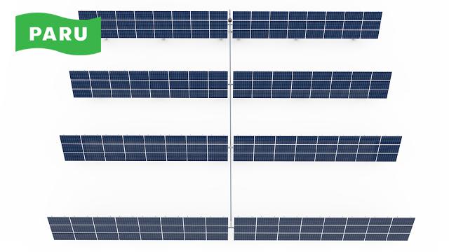 [PARU Solar Tracker] Single Axis Tracker