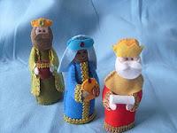 Reis Magos - por Arte e Mimo