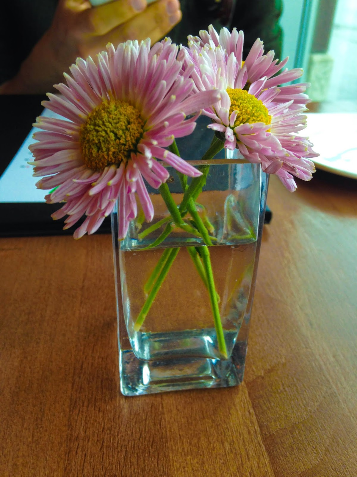 Flower vase pronunciation - I M Always In Favour Of Ambience In The Form Of Fresh Flowers