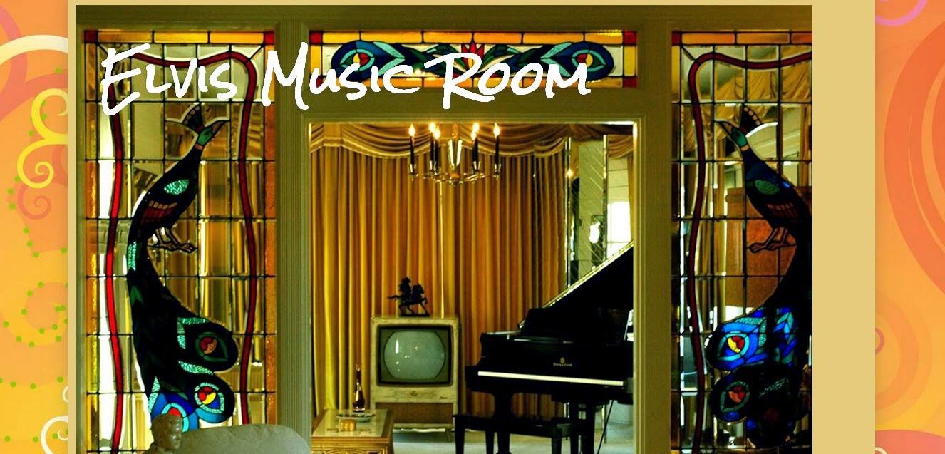 Elvis Music Room