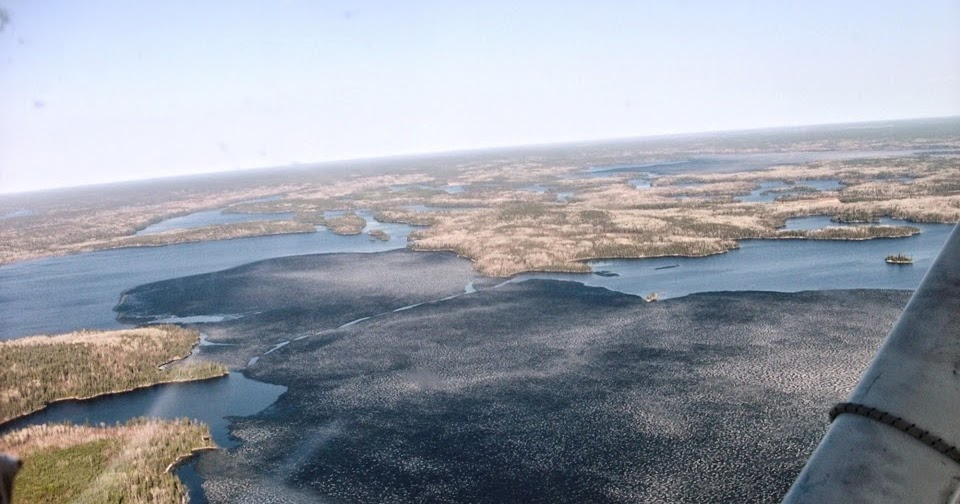 Bow narrows camp blog on red lake ontario breaking up not for Red lake ice fishing resorts