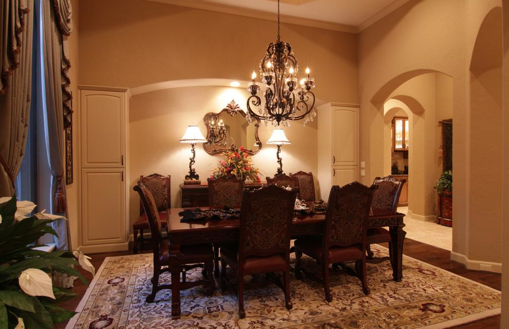 Antique Tuscan Formal Dining Room Tuscan Style How To Give Your Home An Aristocratic Look And Feel With