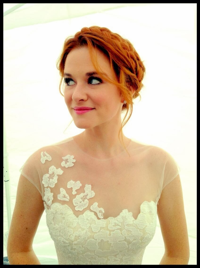 Gail johnson weddings events april 39 s wedding grey 39 s for Bridesmaid dresses for april wedding