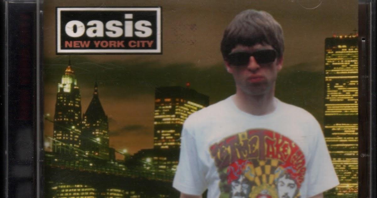 Oasis Bootlegs From Fuckuoka: New York City (VU400)