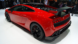 Lamborghini Gallardo LP 570-4 Photo