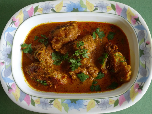 Pithia fish curry