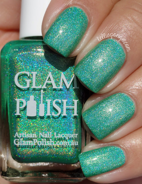 Glam Polish Attitude Is Everything