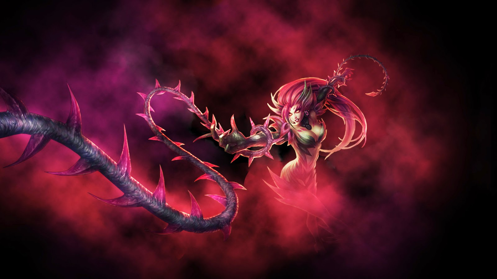zyra league of - photo #10