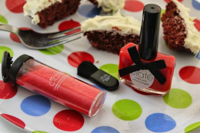 Ciaté Red Velvet Manicure Kit