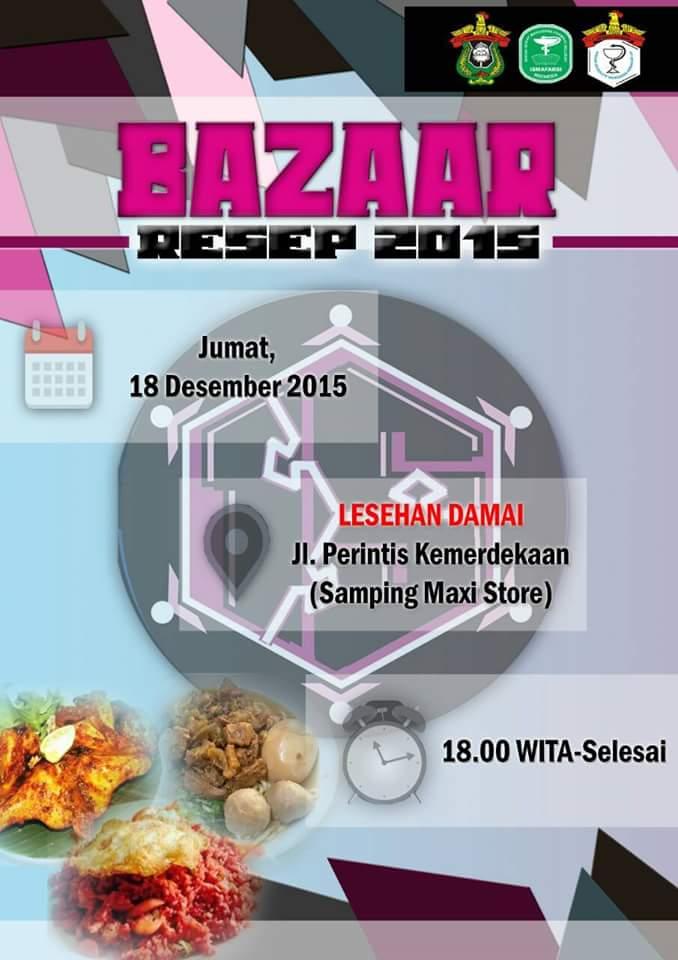 Bazaar RESEP 2015