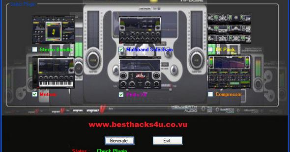 Vengeance Mastering Suite: Stereo Bundle Torrent 2014-04-07_140823