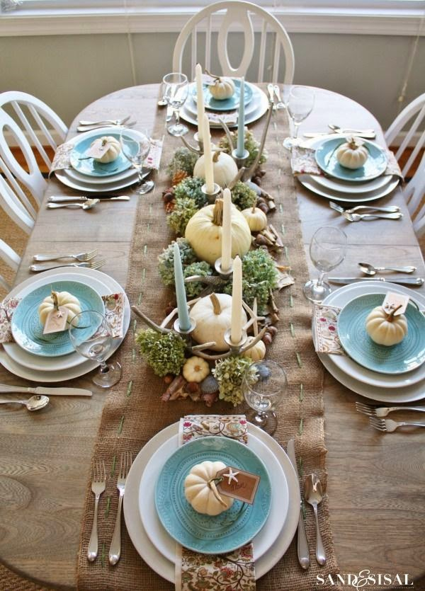 The Classy Woman 15 Elegant Thanksgiving Table Decor Ideas