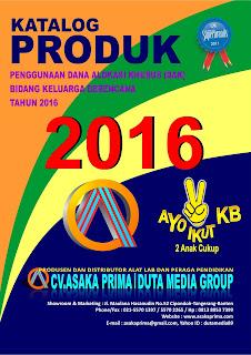 Produk Juknis DAK BKKbN 2016