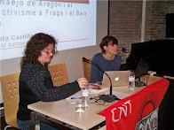 Jornadas Culturales y Libertarias. Fraga, 2016