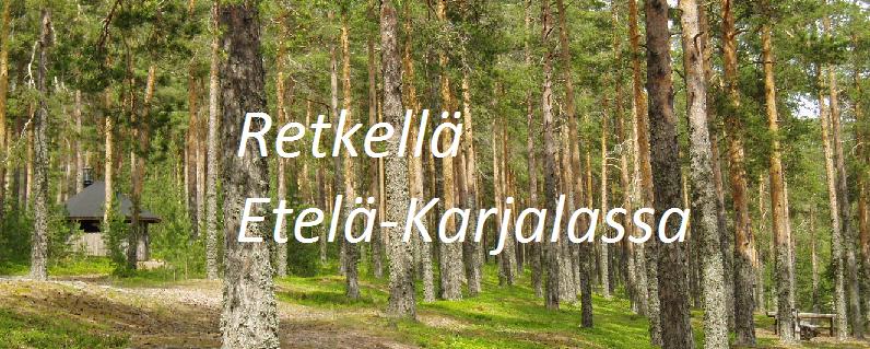 Retkellä Etelä-Karjalassa