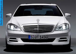 Mercedes s500 front view - صور مرسيدس s500 من الخارج