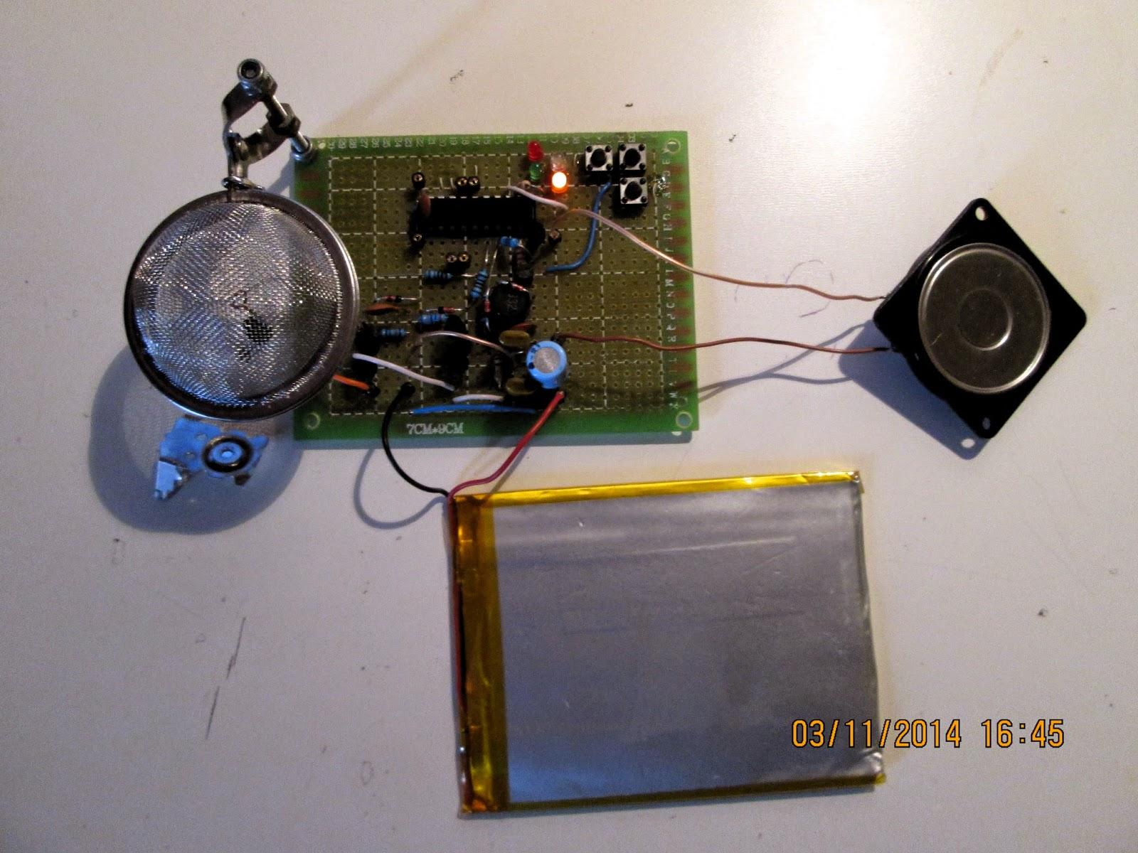 1er volet un d tecteur de particules alpha chambre d for Chambre d ionisation