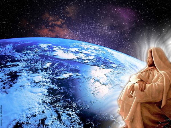 Jesus o governador da Terra
