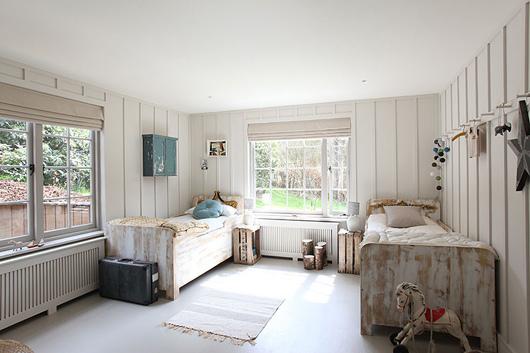 Estilo rustico dormitorios infantiles rusticos rustic - Dormitorios infantiles rusticos ...