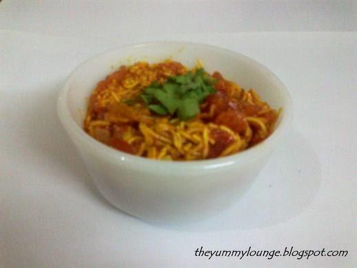 Sev Tameta nu Shaak - Sev Tamatar ki Subji Recipe