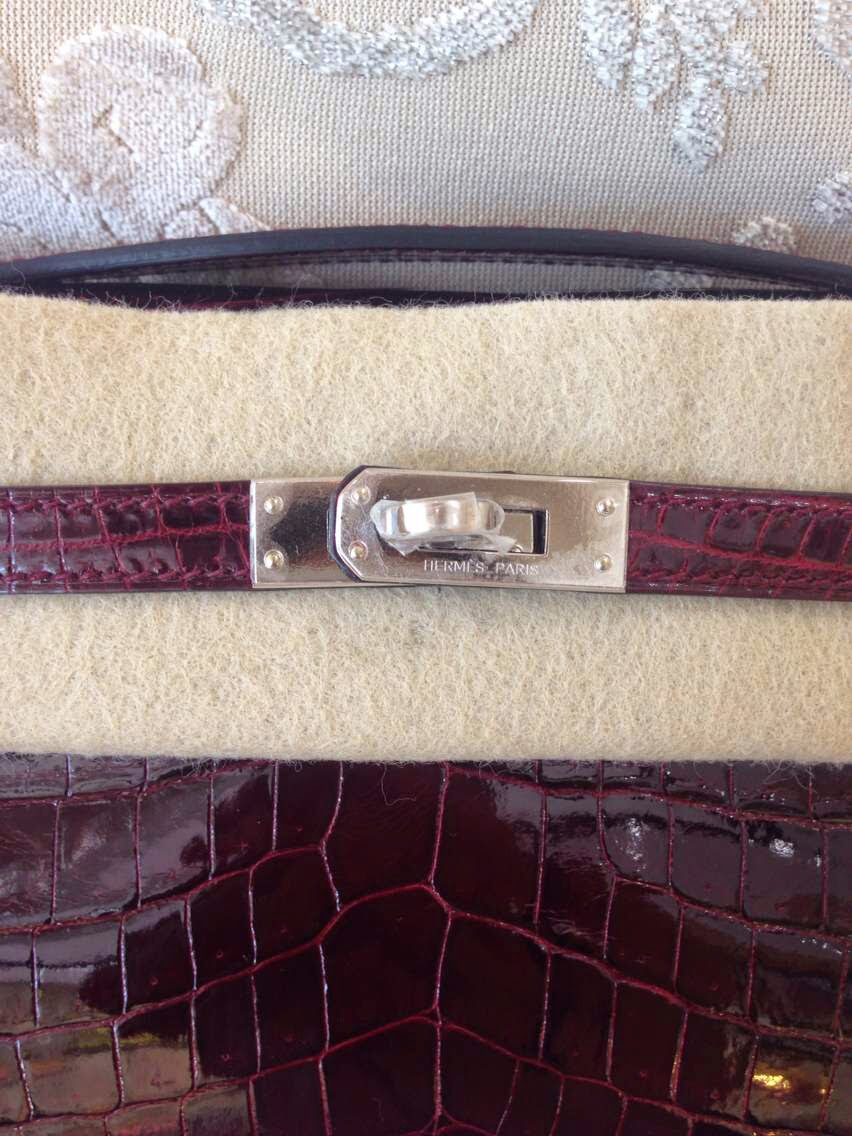 tasche hermes - Luxury Shopaholic: Hermes Mini Kelly Pochette Clutch KP Bag Shiny ...