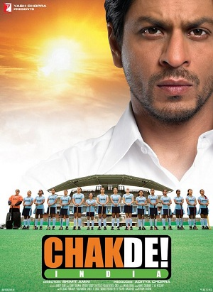 Chak De India (2007) Movie Poster