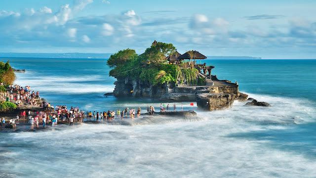 Daerah wisata yang banyak diburu saat liburan