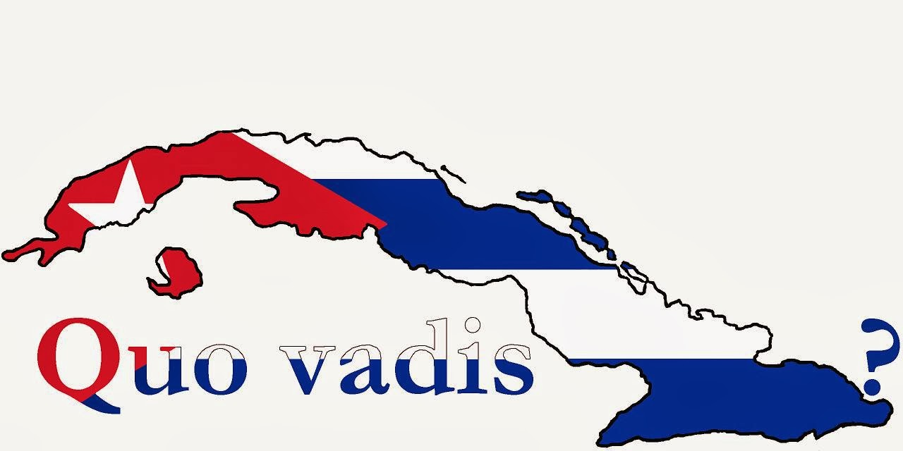¿Quo vadis Cuba? (logo)
