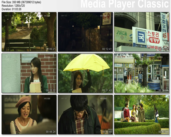 Love Rain Episod 1