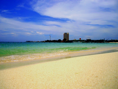 pictures of beaches on okinawa