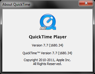QuickTime Pro 7.7.4 With Keygen