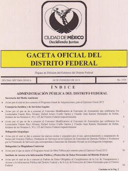 INCREMENTO DEL COBRO 2013 POR EL SERVICIO DE SANITARIOS DE LOS MERCADOS PÚBLICOS