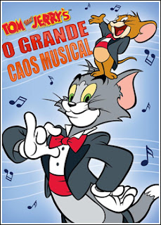 Download - O Grande Caos Musical de Tom e Jerry – DVDRip AVI + RMVB Dublado ( 2013 )