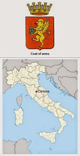Η Κορτόνα της Ιταλίας. http://leipsanothiki.blogspot.be/