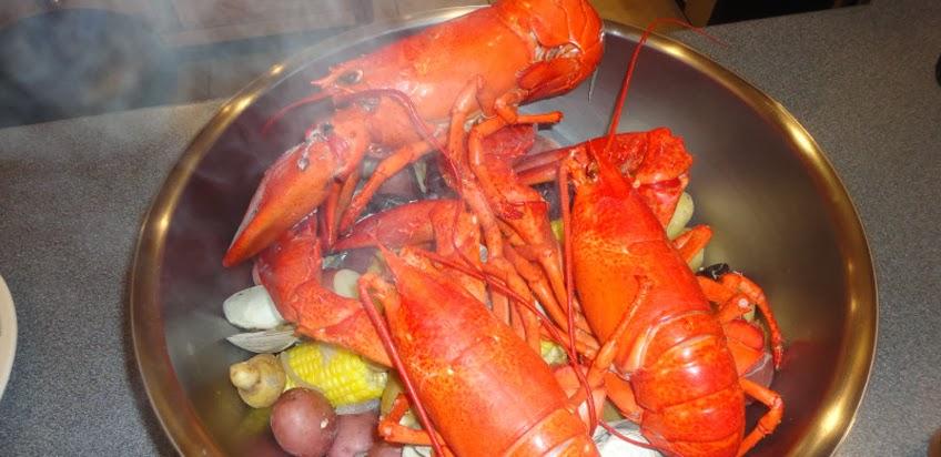 Tips Cara Merebus Lobster Sebelum Dimasak