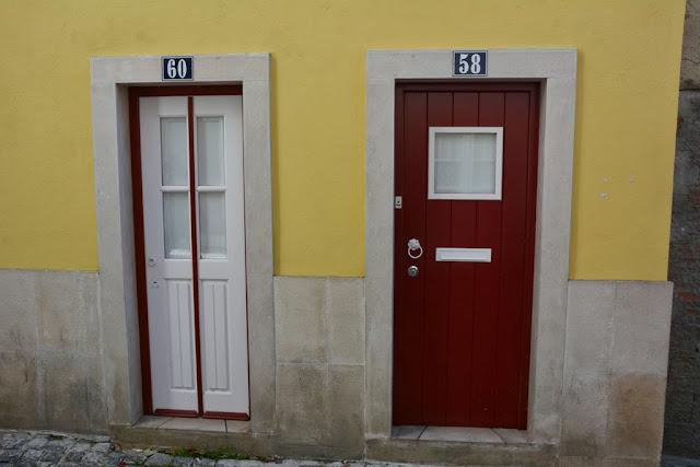 General Impressions of Lisbon doors