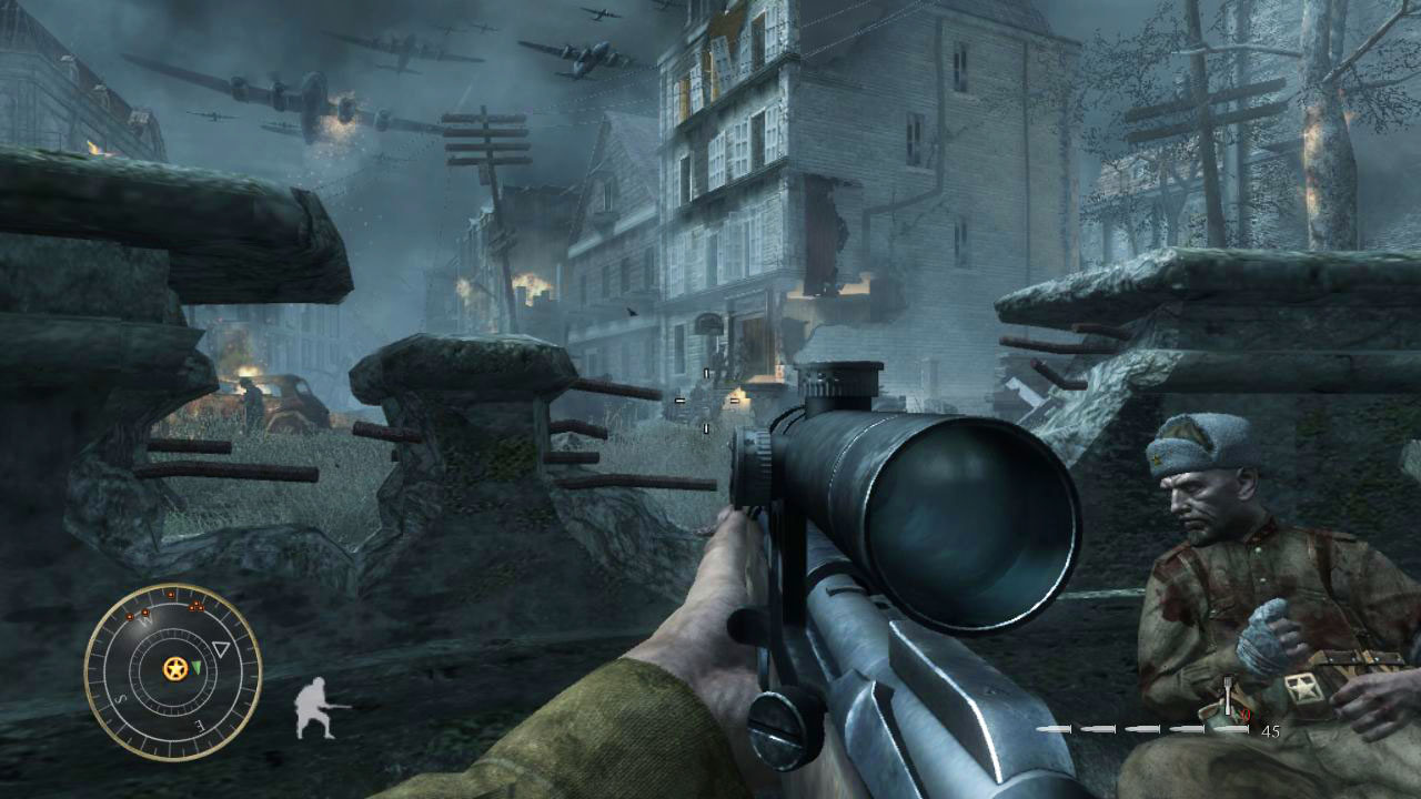how to download call of duty 5 world at war full game for the pc
