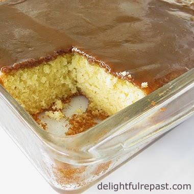 Grandmaas Caramel Cake Recipe — Dishmaps