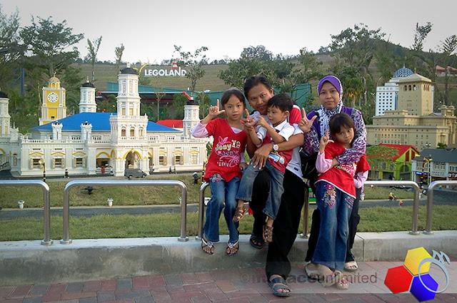 mknace unlimited™ | legoland getaway 12/9 : lego miniland masjid sultan abu bakar