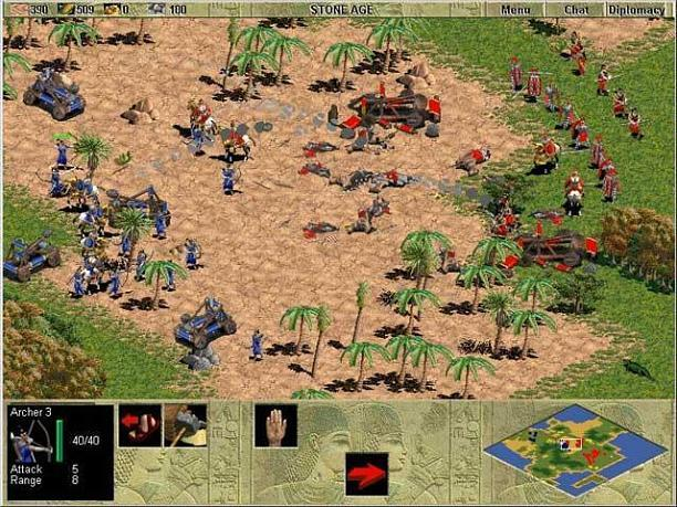 age of empires online windows 8