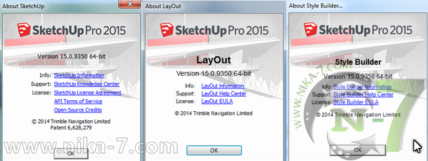 Google SketchUp Pro 2015 v15 Final Full Version