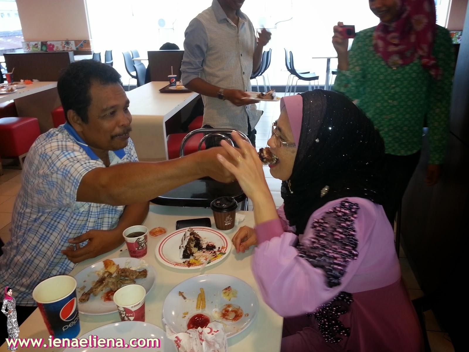 Birthday Celebration With Family