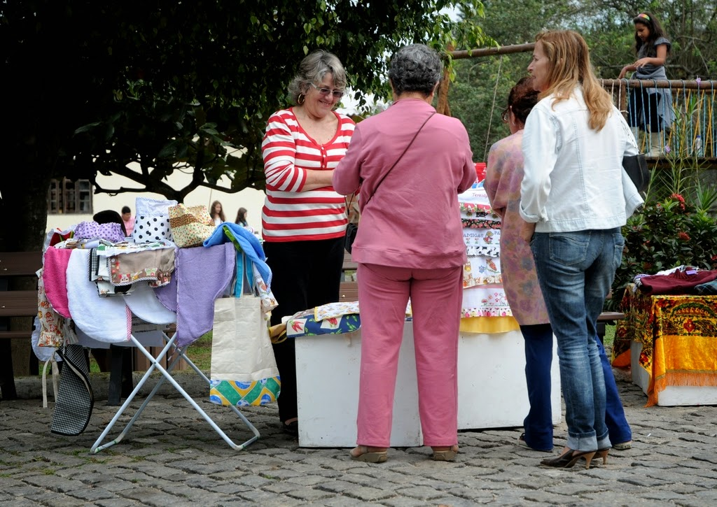 Artesãos teresopolitanos participaram do evento