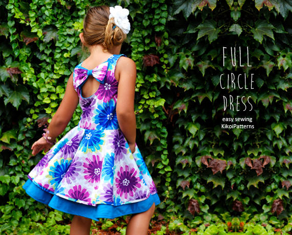 Kikoi easy PDF patterns for girls toddlers and babies: August 2013